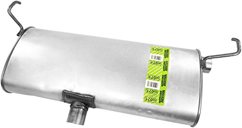 Walker 50071 Quiet-Flow Stainless Steel Muffler