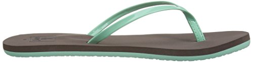 Bliss Mint Donna Nmt Reef Verde neon Infradito Rxqwq1XS