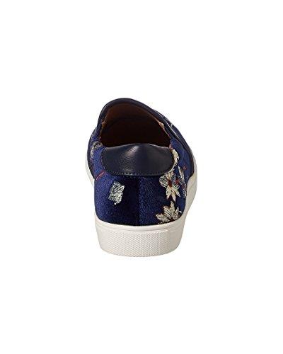 Steven Di Steve Madden Womens Tatum Sneaker Blu / Multi