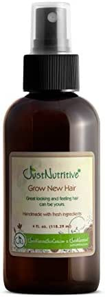 Grow New Hair Treatment | The Best Way to Encourage Hair to Grow Faster Longer and Fuller with Less Breakage