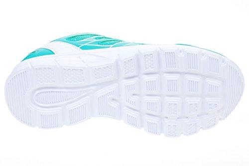 gibra - Zapatillas de tela para mujer Multicolor - Lila/Bunt
