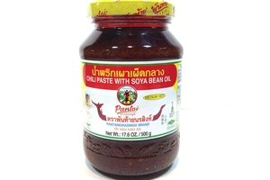 Pantai Chili Paste with Soya Bean Oil