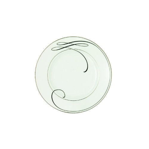 - Waterford Ballet Ribbon Bread and Butter Plate, 6-Inch