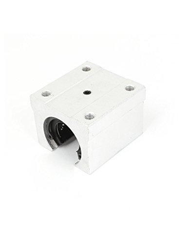 LM20 20mm Inner Dia Open Type Linear Motion Ball Bearing Slide Unit