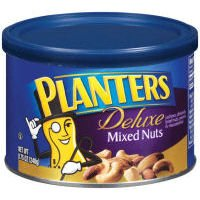 Planters Deluxe Mixed Nut, 8.75 Ounce -- 12 per case.