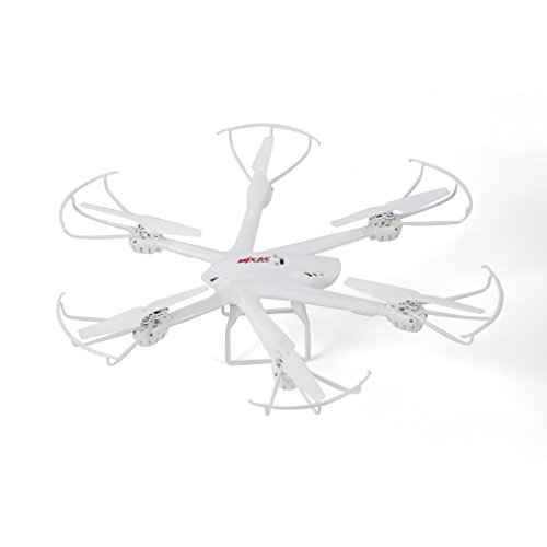 Juweishangmao 3D Roll FPV WiFi Quadcopter Drone 2.4G 6 Axle Gyro & 1 Battery for MJX X600 by Juweishangmao (Image #8)