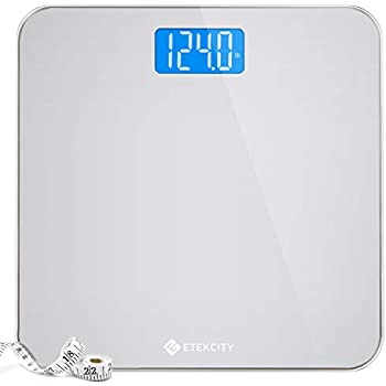 Amazon.com: Etekcity Digital Body Weight Bathroom Scale with ...