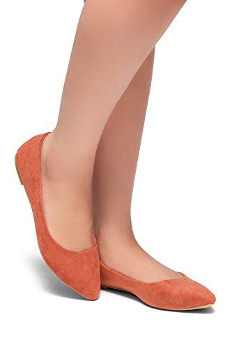 Chaussures À Talon Pointu Casuals De La Marque Herstyle Gemma Womens. Blush De Chaussure De Marche Occasionnelle