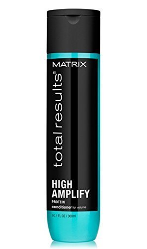Matrix Total Results High Amplify Conditioner for Unisex, 10.1 - Panthenol Protein Hair Conditioner