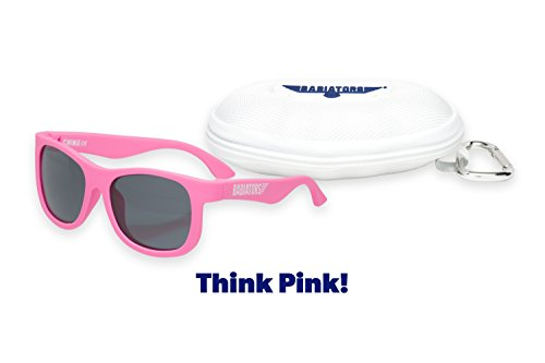 Babiators Gift Set - Think Pink! Navigator Sunglasses  and A