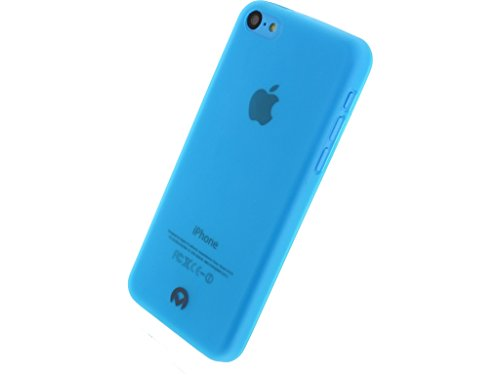 Mobilize Gelly Case Ultra Thin Apple iPhone 5C Neon Blue