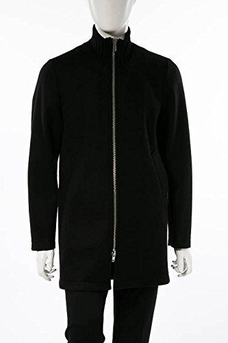 (ダニエレアレッサンドリーニ) DANIELEALESSANDRINI コート ブラック メンズ (X838M4873806) 【並行輸入品】 B07FRBFJG6  ブラック 46