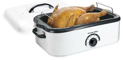 Hamilton Beach Proctor silex 32190 18-Quart Roaster Oven ()