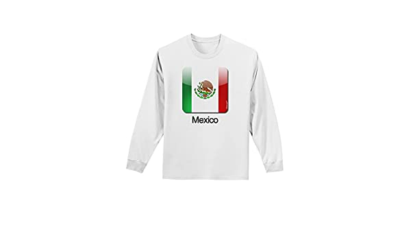 Text Infant T-Shirt TooLoud Mexican Flag App Icon