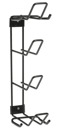 Racor Pro PG-2R Golf Storage Rack, Black by Racor