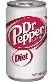 (Dr Pepper Diet Soda, 7.5 Ounce (24 Cans))