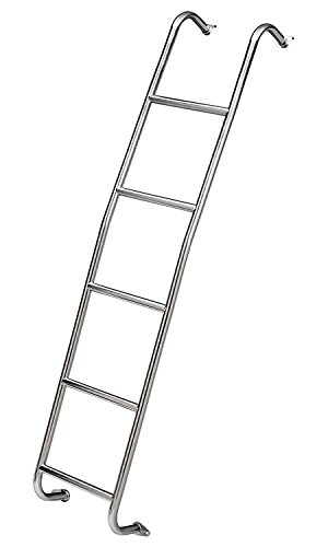 - Surco 093TL Stainless Steel Van Ladder for Ford Transit (High Roof)