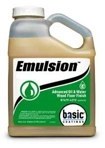 Basic Coatings Emulsion Satin Gal by Basic Coatings