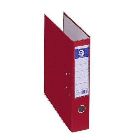 Archivador PRAXTON Rojo, Din-A4 Ancho 70 mm.: Amazon.es: Oficina y papelería