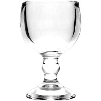 Anchor Hocking 03212 4-3/4 Inch Diameter x 7-1/2 Inch Height, 18-Ounce Weiss Beer Glass (Case of 12)