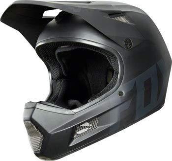 Fox Racing Rampage Comp DH Helmet: Matte Black MD