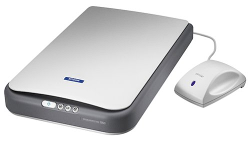 Epson Perfection 1260 Photo Scanner by Epson