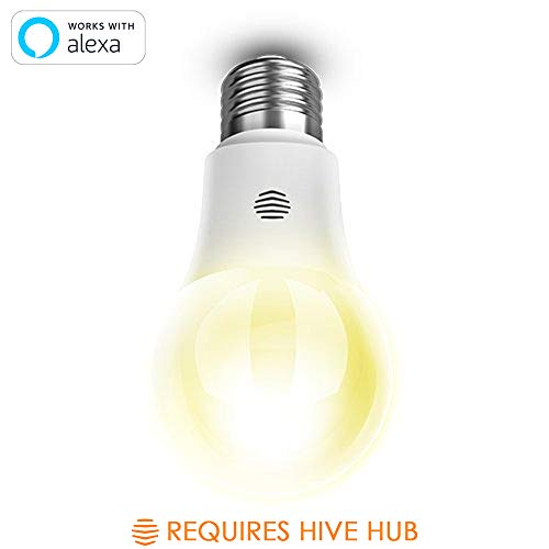 Hive LED Light Bulb for Smart Home, Dimmable, Works with Alexa & Google Home, Requires Hive Hub by Hive