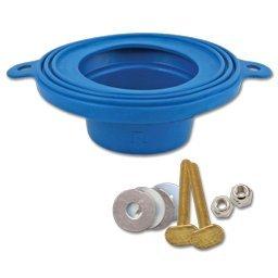 7590P24 Fluidmaster Wax Free Toilet Gasket - Fluidmaster Wax Free