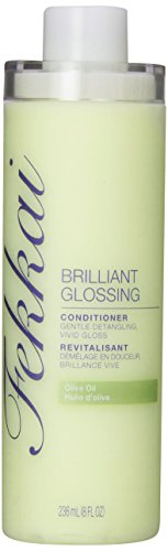 Brilliant Shine Conditioner - Fekkai Brilliant Glossing Conditioner 8 Fl Oz