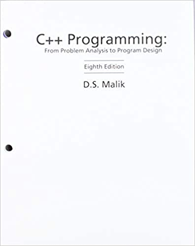 Amazoncom Bundle C Programming From Problem Analysis To