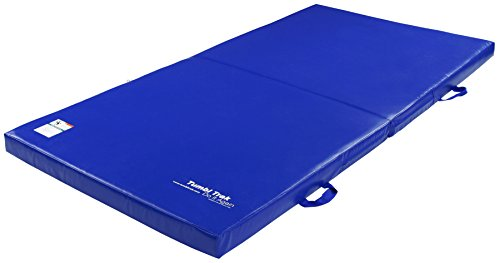 Tumbl Trak Folding Practice Mat, 4ft x 8ft x 4in