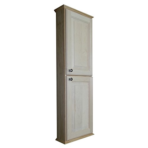 (WG Wood Products Driscoll Series on The Wall Cabinet with 5.5