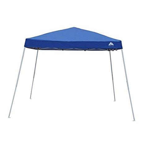 Ozark Trail 10x10 Slant Leg Instant Blue Gazebo Shelter (100 sq. ft - Gazebo Blue