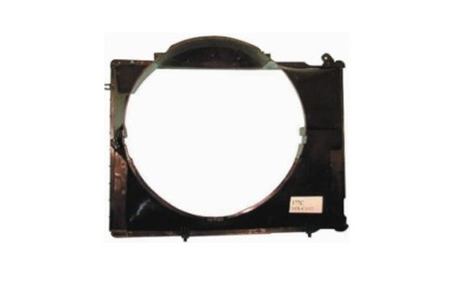 (Replacement Upper Radiator Cooling Fan Shroud)