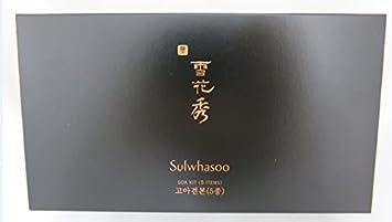 Sulwhasoo GOA Kit 5 Items Travel Set