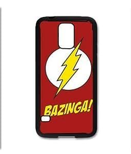 Wishing Samsung Galaxy S5 SV Black Rubber Silicone Case - Bazinga Shelton The Big Bang Theory