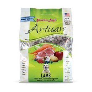 Grandma Lucys Grain-Free Lamb Dry Dog Food 10lb, My Pet Supplies