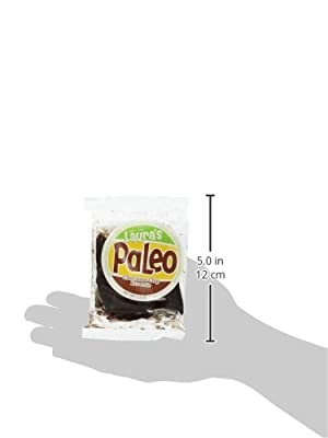 Paleo Brownies (1g Sugar Per Serving) - 5 Pack