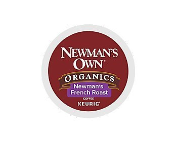 Newman's Own Organic French Roast K-Cup (96 Count)