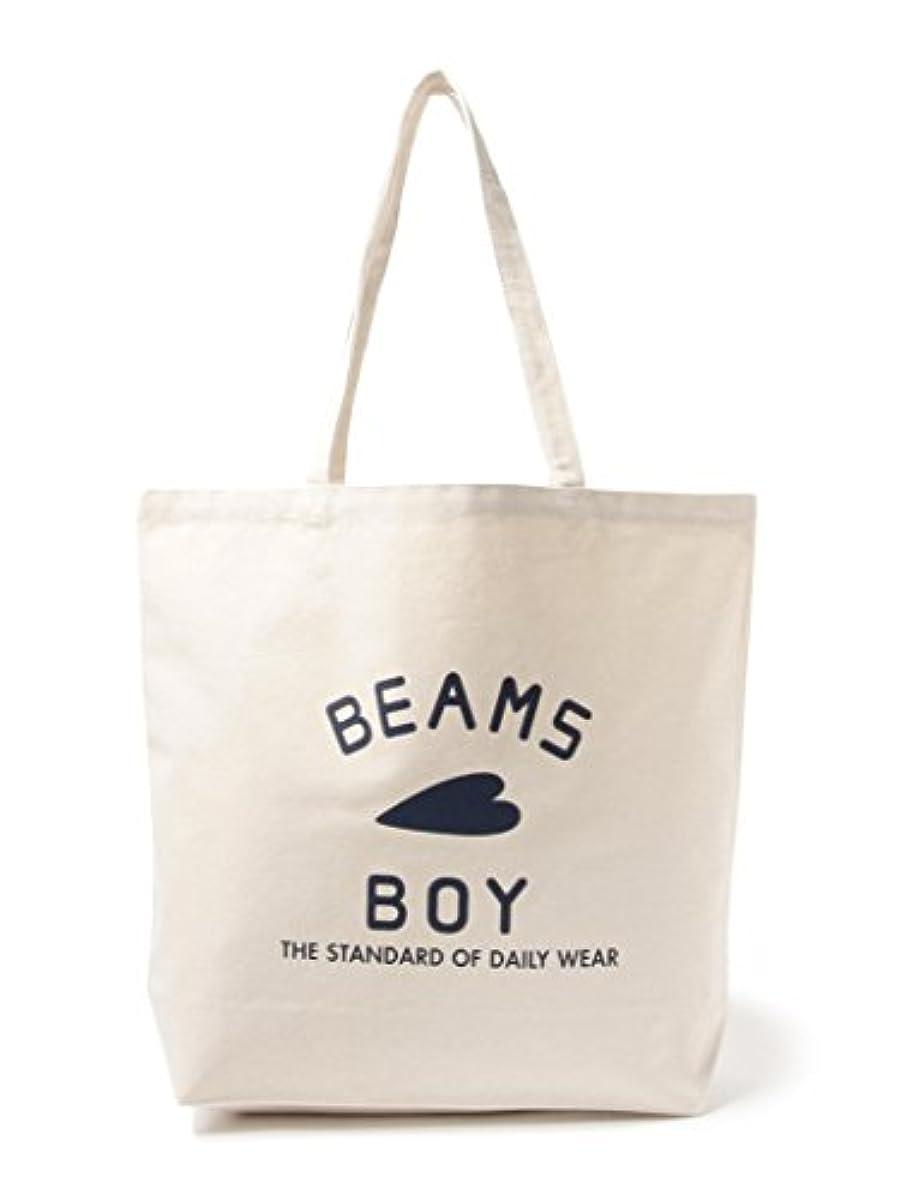 [해외] BEAMS BOY빔스보이 BB로고 토트백 (L) 2종