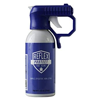 reflex protect 2 5 oz personal defense spray. Black Bedroom Furniture Sets. Home Design Ideas