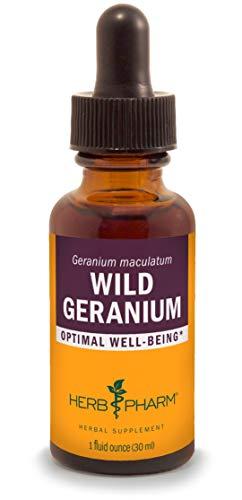 (Herb Pharm Wild Geranium (Cranesbill) Liquid Extract - 1)