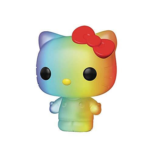 Funko Pop! Sanrio: Pride 2020 - Hello Kitty (Rainbow), Multicolor, 3.75 inches