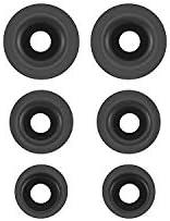Jabra Elite 75t Eargels - ブラック 100-62970000-00