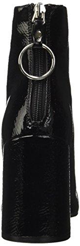 Black Madden Bottes Femme Steve Noir Patent Classiques Posed AqRWaF