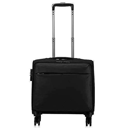 Hard Shell Hand Luggage Suitcases Hardside Luggage Lightweight Durable 8-Wheel Spinner Cabin Size Suitcase with Built-In…