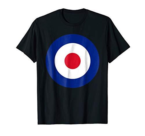 Big Texas Mod Target T-Shirt
