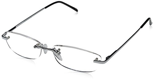 Peepers Clearly Classic Oval Reading - Clearly Eyewear