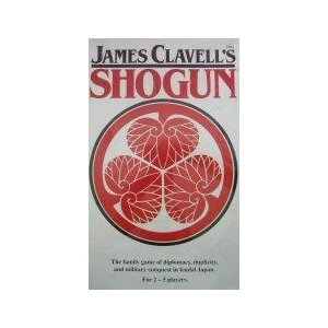 shogun rules board game - 2