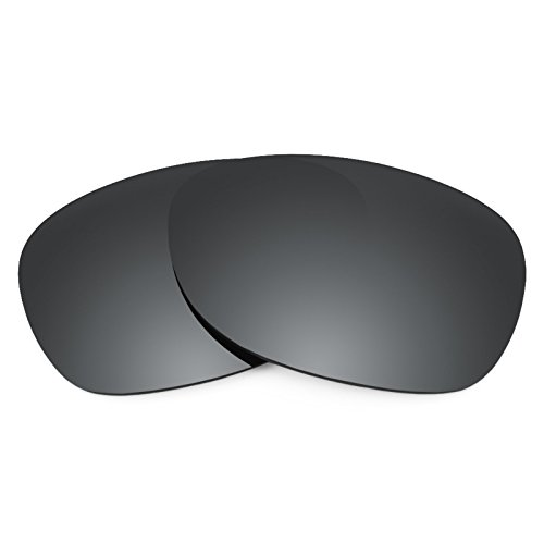 Revant Polarized Replacement Lenses for Ray Ban New Wayfarer 52mm RB2132 Black Chrome - Replacement Lenses Bans Ray
